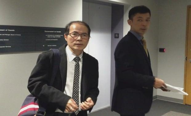 Eric Leung and Guo Liang Lin