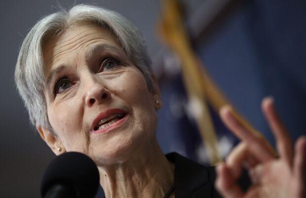 Jill Stein -- Washington, D.C. -- Aug. 23, 2016