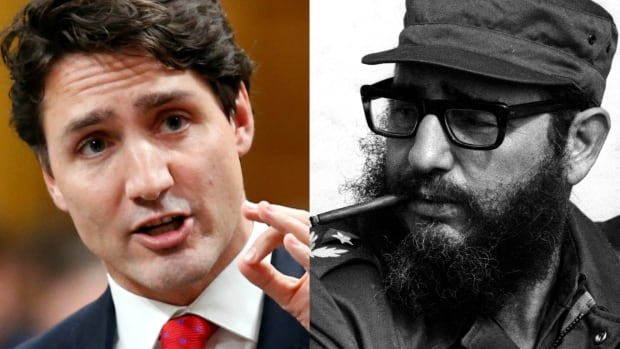 Prime Minister Justin Trudeau has defended his statement of condolences on the death of former Cuban president Fidel Castro.