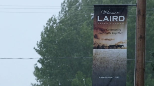 Residents of Laird, Sask. and the Young Chippeweyan band are working together to come to an understanding after members of the Stoney Knoll Indian Reservation had some reserve land given to settlers.