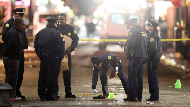 It was panic': New Orleans shooting leaves 1 dead, 9 injured
