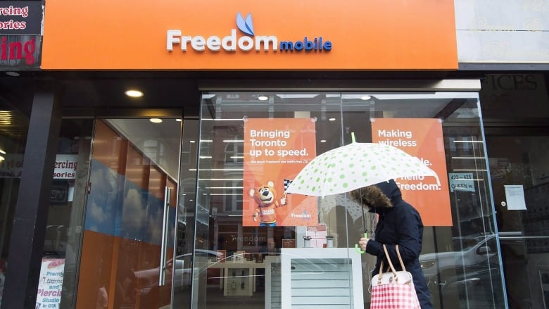Freedom Mobile faces uphill battle to compete with Big 3
