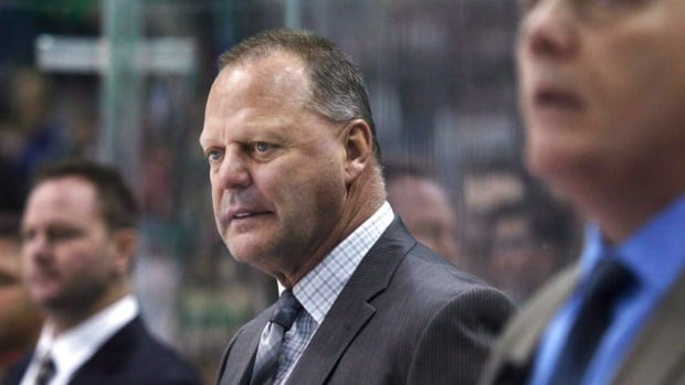Gerard Gallant named first coach of Golden Knights