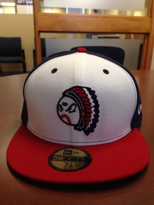 Innisfail Indians hat