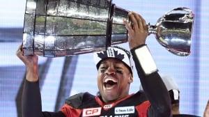 Ottawa Redblacks quarterback Henry Burris retiring