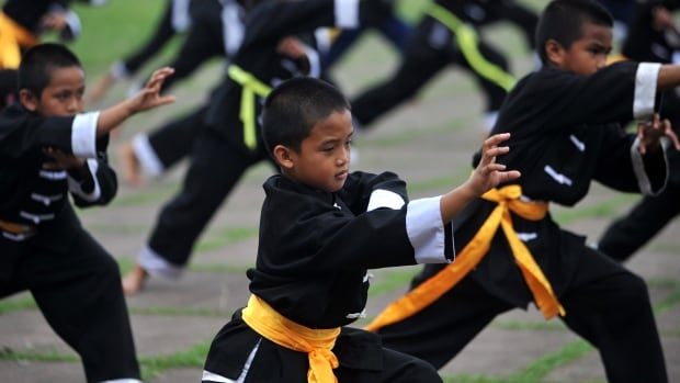 Bruises and sprains account for most martial arts injuries, but more serious injuries also occur.