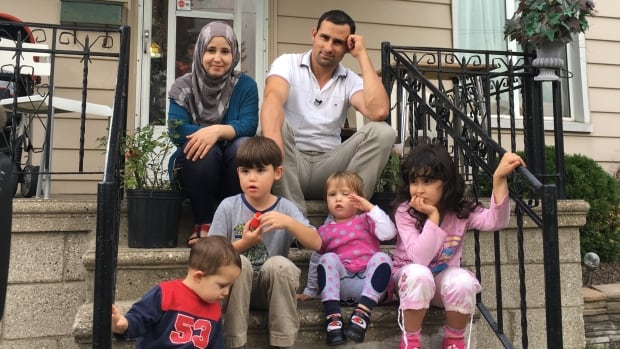 Syrian refugees settle into life in Windsor Ontario. After one year they count their blessings but face tough adjustment hurdles ahead.
