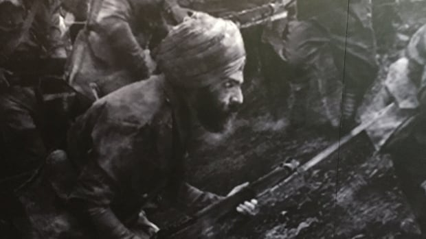Over 73,000 Indian troops were killed in the First World War.