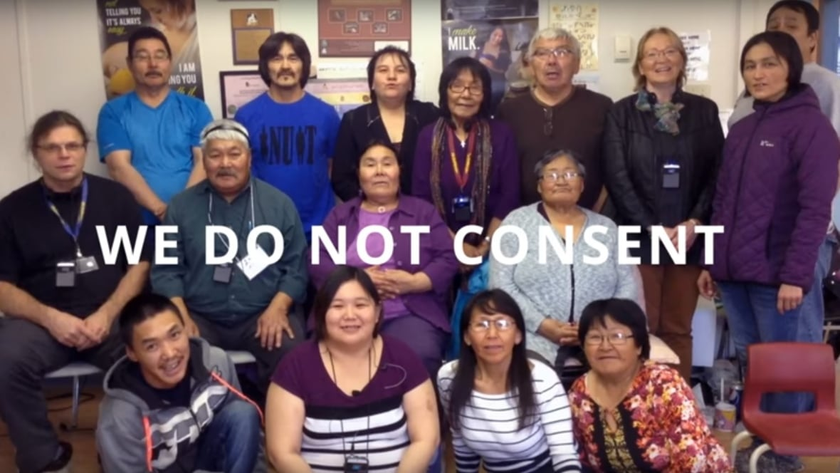 Thumbnail for Celebrities, activists rally support for Nunavut hamlet's Supreme Court case