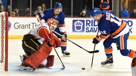 Flames Wrap Up 6-game Swing With OT Loss In Brooklyn (video)