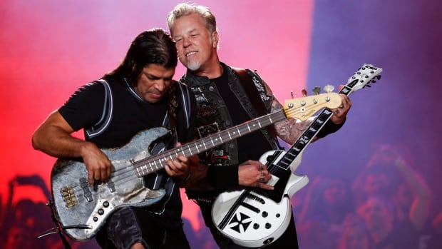 Metallica is set to play an intimate show at the Opera House on Tuesday night in support of the Daily Bread Food Bank.