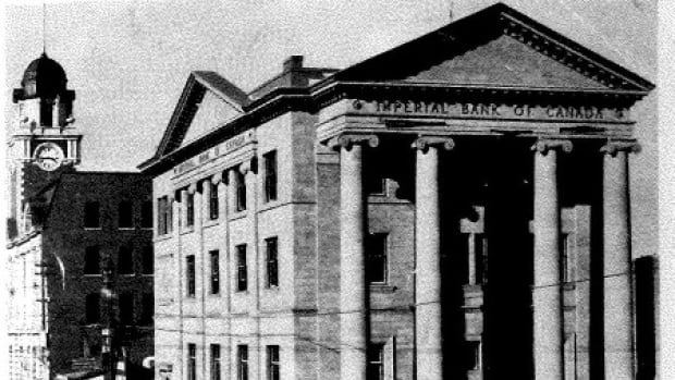 The Liberator newspaper building was located in the long-ago demolished Imperial Bank building.