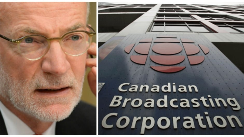 Hubert Lacroix, president and CEO of the Canadian Broadcasting Corporation, seeking additional funding from Ottawa to make the public broadcaster's programming ad-free.