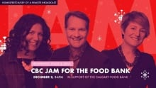 CBC Jam for the Food Bank