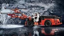 Electric mining equipment