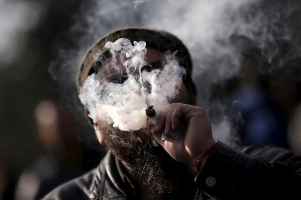 marijuana pot smoker