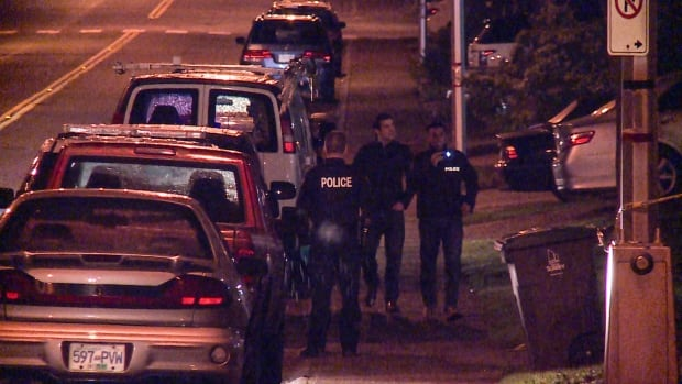SURREY SHOOTING RCMP OFFICERS 68 AVENUE
