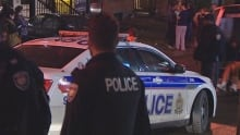 Sandy Hill house party Ottawa Nov 29 2016 Henderson Street arrests cop injured