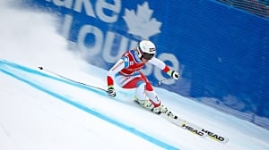 World Cup alpine skiing: Women's super-G at Lake Louise