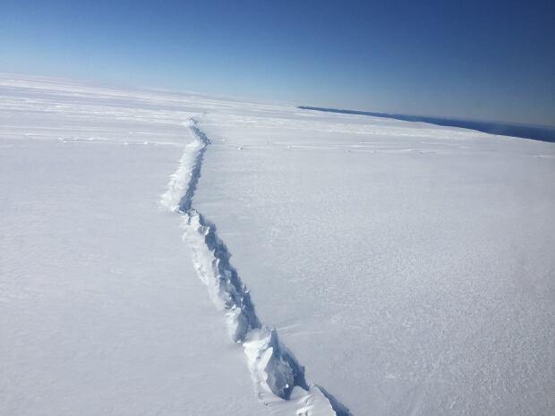 West Antarctic ice sheet