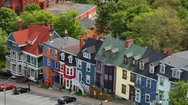 Housing prices in St. John's soared after the oil boom kicked in, with homeowners relying on low rates.
