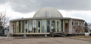 Edmonton planetarium