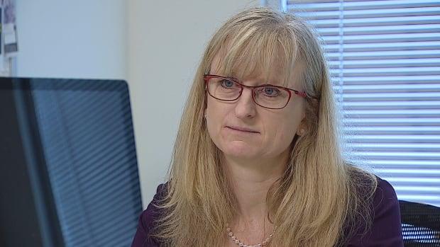 University of Calgary law professor Alice Woolley