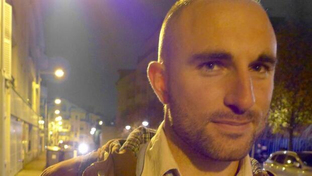Pierre Larti, 27, is a spokesman for Génération identitaire, an anti-immigration activist group active across Europe.