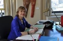 Senator Diane Bellemare