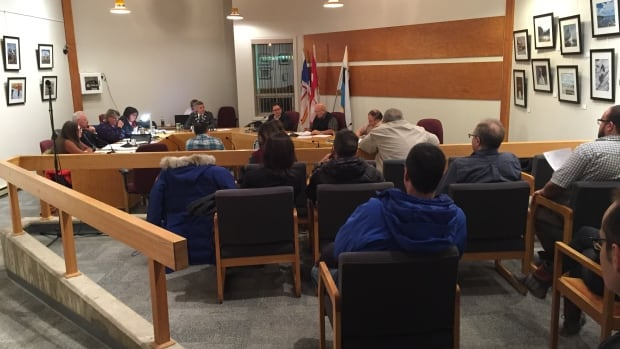 The motion to call for an inquiry into the flooding was made at a Happy Valley-Goose Bay town council meeting Tuesday night.