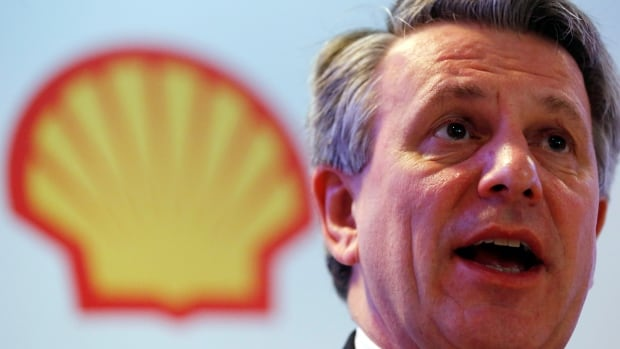 "Ten per cent of bonus payments to Shell executives, including CEO Ben van Beurden, will be linked to ""greenhouse gas management."""