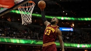 LeBron James chosen Sports Illustrated Sportsperson of Year