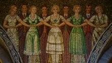 Wellington mosaic