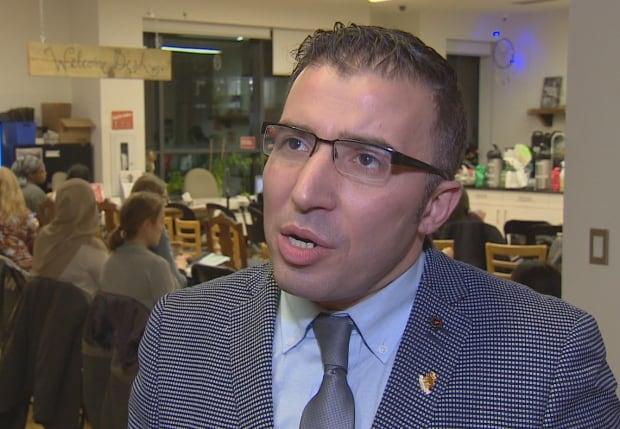 Sam Jisri Syrian Active Volunteers Toronto