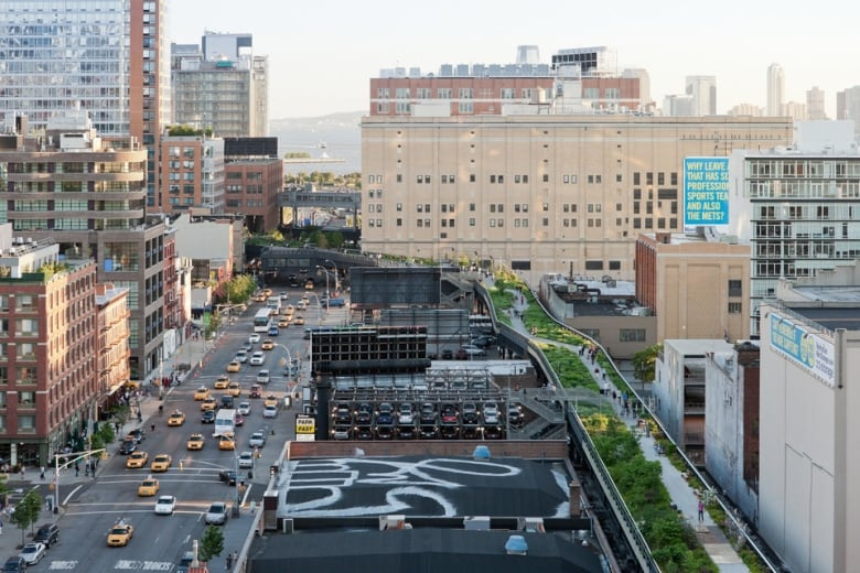 Designer Of New York S Renowned High Line Park To Shape New False Creek Green Space Cbc News