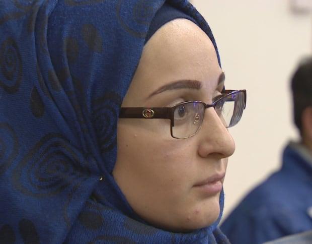 Hanan Nanaa Syrian refugee Toronto