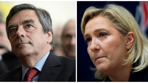 Fillon and Le Pen