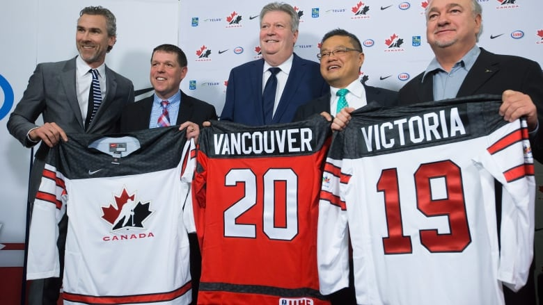 Vancouver Victoria To Co Host 2019 World Junior Tournament Cbc Sports