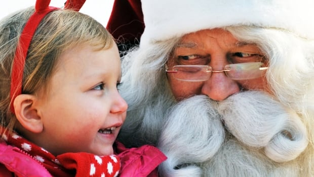 'Tis the season when Santa Claus is frequently on the minds of kids young and old.