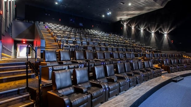 Comfy Seats For All In New Cinema Complex For East Regina Saskatchewan CB