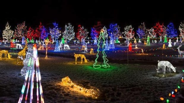 Merry and bright? Holiday lights adding to light pollution problem