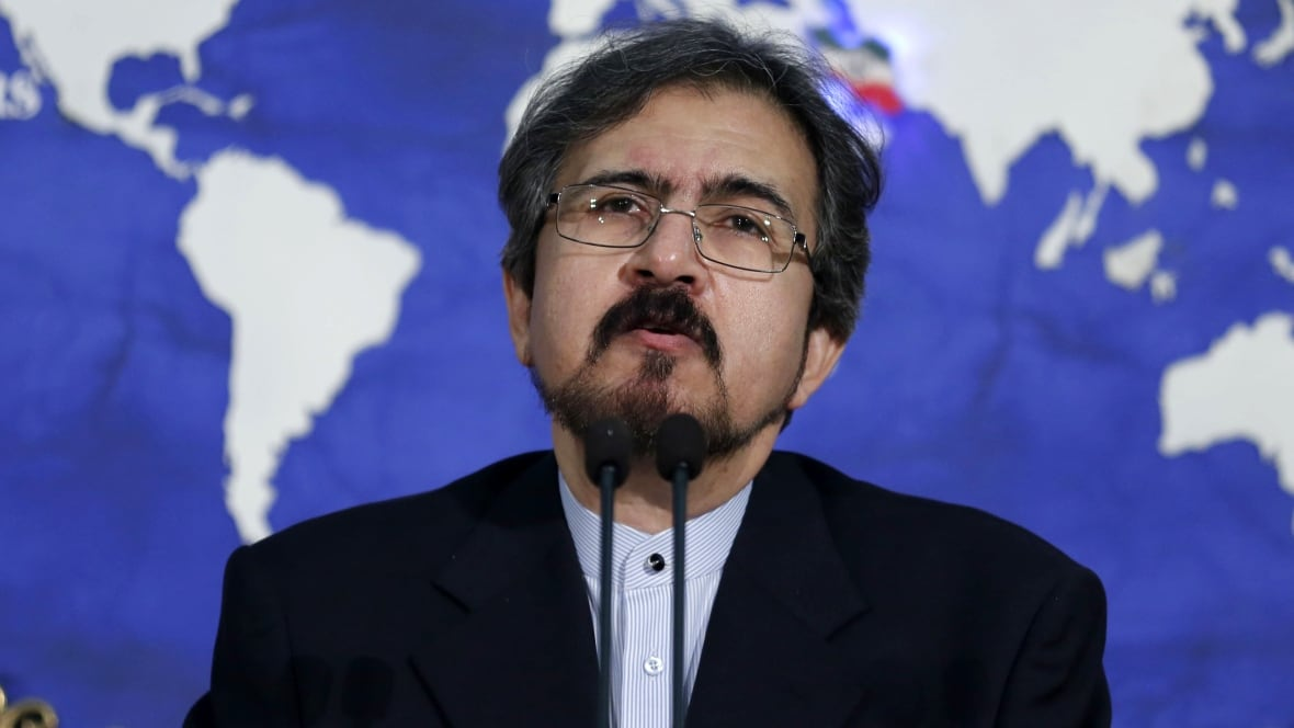 Iran accuses U.S. of violating nuclear deal
