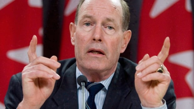 Former Bank of Canada governor David Dodge says Canadians will have to pay more in the short term to fund future infrastructure projects.