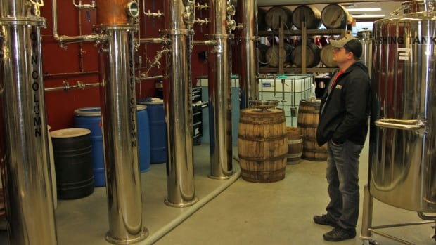 Chevy Patterson, Dixon's Spirits, ontario craft distillery
