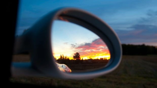 Rear View Mirror:  Has the future ever looked like the past?