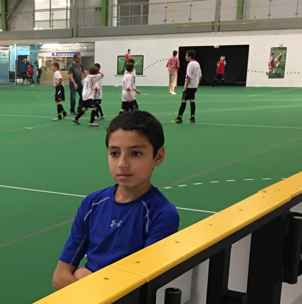 Diya Alhajy Soccer