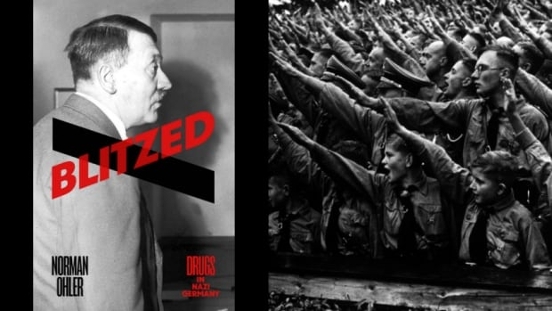 Blitzed Norman Ohler/Hitler Youth Collage