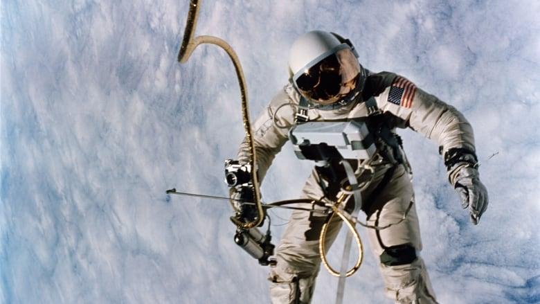 Astronaut Ed White