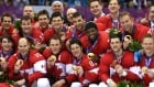 Team Canada Sochi hockey