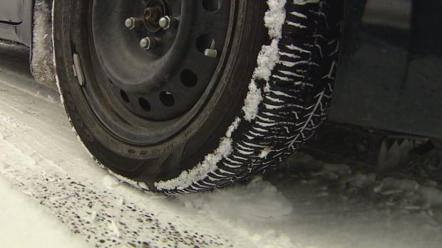 Winter tires required on BC mountain highways starting this Sunday